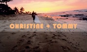Christine + Tom